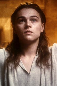 Here is he is starring in the Man With The Iron Mask a shocking departure from his usual look. | Leonardo Dicaprio