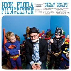 We love Nick Flora's songwriting. Just the right amount of sweet, tart, bitter, salty... Beautiful music.