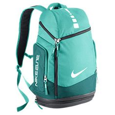 Nike Hoops Elite Max Air Team Backpack | Finish Line | Bleached Turquoise/Catalina/White