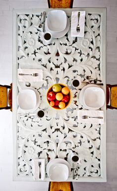 Balinese Dining Table
