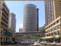 AFRICA NAIROBI HILTON HOTEL