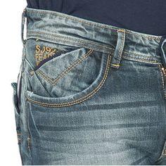 Regular Rico Narrow Fit Jeans, 34,  mid blue