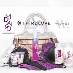 Win amazing intimates from ThirdLove, hair care from Madison Reed, and beauty products from Wantable in a gorgeous Rebecca Minkoff handbag! Good luck!