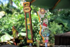 Jai Alai and Feast of Flowers beers from Florida Fresh at the 2015 Epcot  Flower and Garden Festival