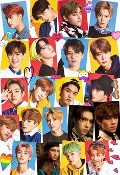 Nct 127, Kpop Iphone Wallpaper, Bts Wallpaper, Winwin, Jaehyun, Shinee, Future Wallpaper, Yuta, Nct Life