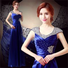 Sequins new autumn and winter banquet elegant fashion host choral classic female long dress-in Dresses from Women's Clothing & Accessories on Aliexpress.com | Alibaba Group