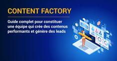 Content factory: définition, 4 exemples, 15 étapes pour la créer Page Web, Content, Inbound Marketing, Lead Generation, White Paper, Content Marketing, Software, Business