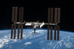 15 Out-of-This-World Facts About the International Space Station