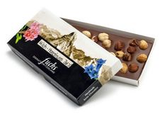 Haselnuss Milch Tafel Schokolade | Handmade Swiss Chocolate | Bäckerei Fuchs