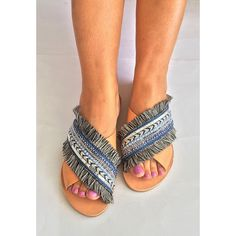 X-Strap Leather Sandals Moonlight Greek by BohemianFootprints Boho Sandals, Greek Sandals, Leather Sandals, Beautiful Shoes, Latest Fashion Trends, Best Gifts, Just For You, Pairs, Shoe Bag