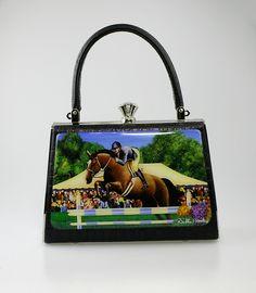 Debbie Brooks derby purse