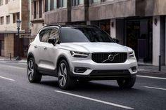 Volvo XC40 (2017) : infos et photos officielles du SUV urbain