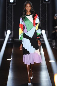 Fausto Puglisi Fall 2014 Ready-to-Wear Fashion Show - Tami Williams