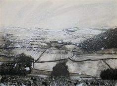 Alistair Tucker, He gives snow like wool, 2011
