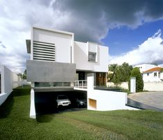 Agraz Arquitectos - Project - N House