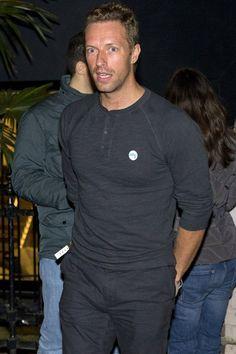 Chris Martin - Coldplay