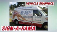 Vehicle Graphics, Boca Raton and Delray Beach, Florida http://www.signsdb.com/