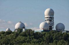Teufelsberg: Abandoned Cold War Listening Station Built on an Artificial Hill…