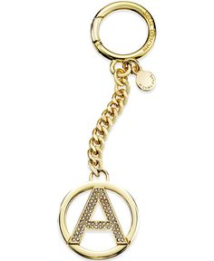 Michael Michael Kors Letter Keychain