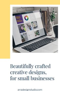 ARRA design studio helps your small business grow with website audits, Flodesk setup service, digital marketing tips, and SMART WordPress website designs. Branding Design, Logo Design, Branding Process, Wordpress Website Design, Branding Materials, Web Design Services, Brand Board, Let's Create, Web Layout