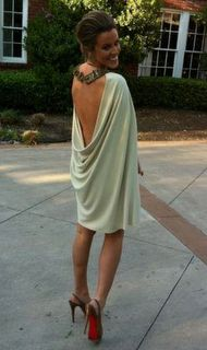 Amber Venz Dress worn by Courtney Kerr from MED