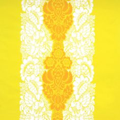 Marimekko Ananas fabric by Maija Isola