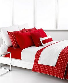 Lacoste Bedding, Luxembourg Collection - Bedding Collections - Bed & Bath - Macy's