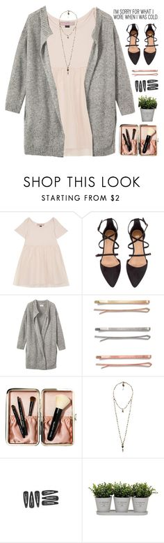 """""""WAITING FOR SPRING"""" by emmas-fashion-diary ❤ liked on Polyvore featuring Topshop, H&M, Toast, Madewell, Bobbi Brown Cosmetics, Love Heals and Torre & Tagus"""