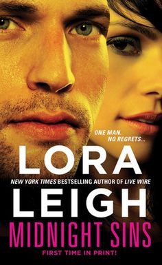 MIDNIGHT SINS (THE CALLAHANS, BOOK #1) BY LORA LEIGH: BOOK REVIEW