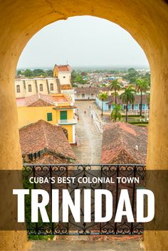 Trinidad is a must-see colonial town in Cuba. It's full of colour and one of the best-preserved colonial towns in the Caribbean. A Cuban gem and a UNESCO World Heritage Site. Discover Trinidad!