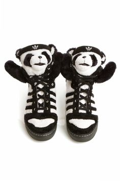 8e1f057ae886 The Best Men s Shoes And Footwear   Jeremy Scott x adidas Originals by Originals  JS Panda Bear - SS 2011 - Fashion Inspire