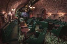 Jazzissimo Lounge Timisoara by Ezzo Design , via Behance