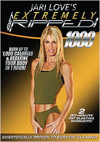 Jari Love's Get Extremely Ripped 1000! My favorite workout video! Well, one of my faves oh her's...:-)