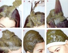 This is The Best Way to Dye Hair Totally Natural. Final Results will SURPRISE You ! Grey hair is a synonym for old age, with people looking for different Best Beauty Tips, Beauty Secrets, Beauty Hacks, Henna Pelo, Sparse Eyebrows, Makeup Jobs, Aloe Vera Skin Care, Pelo Natural, Salud Natural