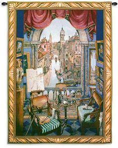 Venetian Room Tapestry.