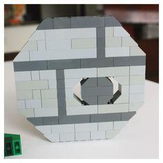 LEGO Death Star Wars Basic Brick Building
