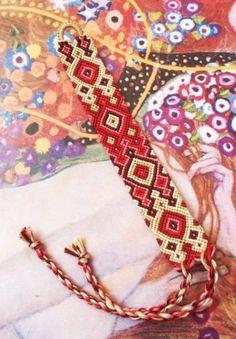 Photo of #11675 by Kislobog - friendship-bracelets.net