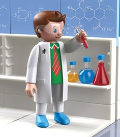 3D Toy Characters - Advertising Imagery by Tim Cooper - 3D Image Creation, via Behance
