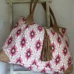 Bindi Bag - Carry All - Rouge