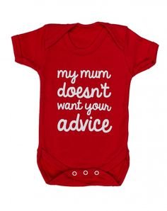 Funny Baby Grow   Funny Baby Clothes UK   Children's Fashion   Novelty Baby Outfits   Baby Boy or Girl