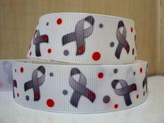 Diabetes Awareness Ribbon by IsellusDesigns on Etsy Diabetes Awareness Ribbon, Diabetes Ribbon, Awareness Ribbons, Diabetes Month, Type 1 Diabetes, Blink Of An Eye, Type I, Autoimmune Disease, Grosgrain Ribbon