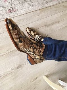 Exotic leather shoes for sale