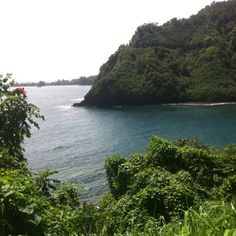 Road to Hana, Hawaii. Prettiest place I've been - Will be there in One Month!!