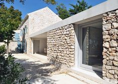 House TV, Silba, Croatia/ Bevk Perovic Arhitekti