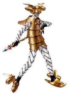 Persona - Hermes