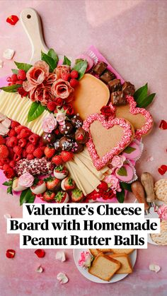 Charcuterie Recipes, Charcuterie Platter, Charcuterie And Cheese Board, Cheese Boards, Homemade Peanut Butter, Peanut Butter Balls, Appetizers For Party, Appetizer Recipes, Baked Bree Recipe