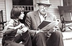 Atticus and Scout would always read together