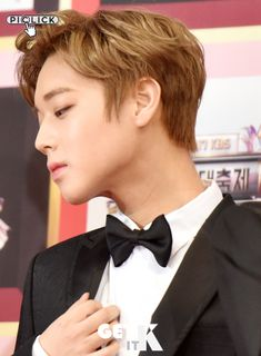 171229 Wanna One at KBS Gayo Daechukje Red Carpet #Jihoon