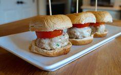 Chicken and Zucchini Sliders - FlavorFinds.com
