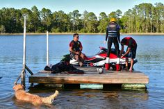 Flyboard lessons @ Quest Air